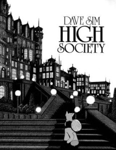 CEREBUS TP VOL 02 HIGH SOCIETY 30TH-ANNIVERSARY REMASTERED GOLD EDITION