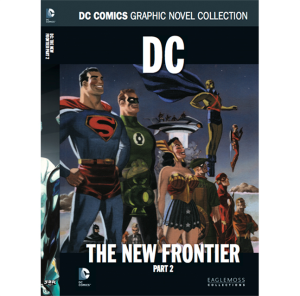 DC COMICS GN COLLECTION VOL 47 - DC NEW FRONTIER PART 2 HC