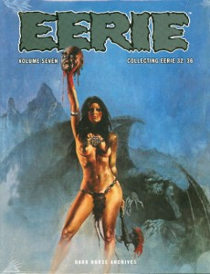 EERIE ARCHIVES HC VOL 07