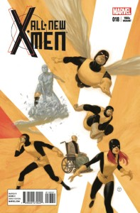 ALL NEW X-MEN #18 TEDESCO 60S VAR