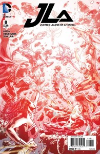 JUSTICE LEAGUE OF AMERICA #8 (N52)