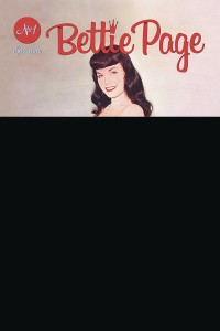 BETTIE PAGE #1 BLACK BAG PHOTO VAR