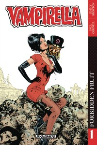 VAMPIRELLA TP VOL 01 FORBIDDEN FRUIT