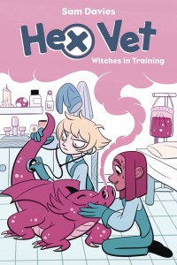 HEX VET WITCHES IN TRAINING ORIGINAL GN VOL 01