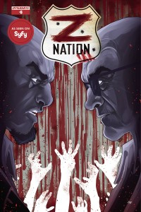 Z NATION #6 (OF 6) CVR A MEDRI