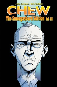 CHEW SMORGASBORD S&N LTD ED HC VOL 03