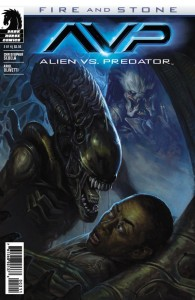 ALIEN VS PREDATOR FIRE AND STONE #2 (OF 4)