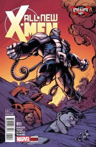ALL NEW X-MEN #11