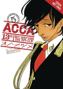 ACCA 13 TERRITORY INSPECTION DEPT GN VOL 05