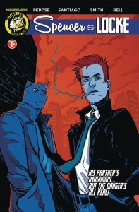 SPENCER & LOCKE TP VOL 01