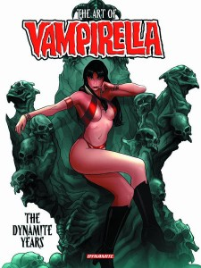 ART OF VAMPIRELLA DYNAMITE YEARS HC