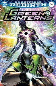 GREEN LANTERNS #30 VAR ED