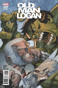 OLD MAN LOGAN #22 STEVENS VAR