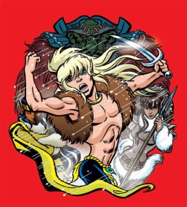 ELFQUEST THE GRAND QUEST TP VOL 05