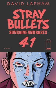 STRAY BULLETS SUNSHINE & ROSES #41