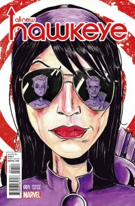 ALL NEW HAWKEYE #1 LEMIRE VAR