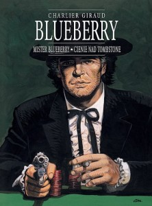 Plansze Europy Blueberry tom 7 Mister Blueberry; Cienie nad Tombstone