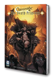 CHARISMAGIC DEATH PRINCESS TP VOL 01