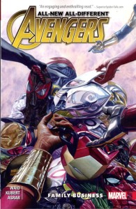 ALL NEW ALL DIFFERENT AVENGERS TP VOL 02 FAMILY BUSINESS