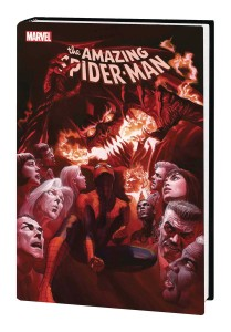 AMAZING SPIDER-MAN HC RED GOBLIN