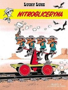 Lucky Luke Tom 57 Nitrogliceryna