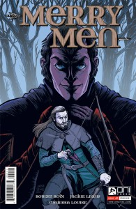 MERRY MEN #2 (OF 5)