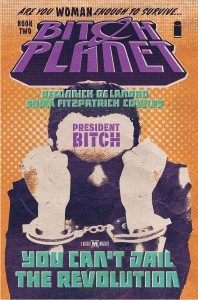 BITCH PLANET TP VOL 02 PRESIDENT BITCH
