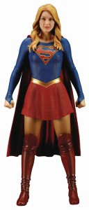 SUPERGIRL TV SUPERGIRL ARTFX+ STATUE