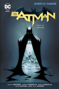 Nowe DC Comics Batman Tom 10 Epilog