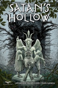 SATANS HOLLOW HC