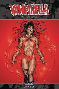 BEST OF VAMPIRELLA MASTERS SERIES TP