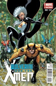 WOLVERINE AND X-MEN #2 VAR