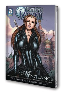 FATHOM KIANI TP VOL 03 BLADE OF VENGEANCE