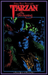 TARZAN THE BECKONING TP