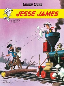Lucky Luke Tom 35 Jesse James