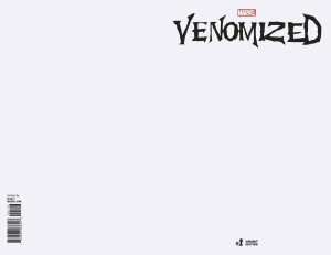 VENOMIZED #1 (OF 5) BLANK VAR