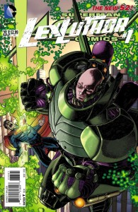 ACTION COMICS #23.3 LEX LUTHOR STANDARD 2D EDITION (N52)