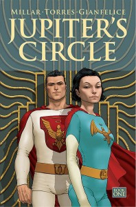 JUPITERS CIRCLE TP VOL 01