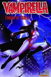 VAMPIRELLA TP VOL 03 THRONE OF SKULLS