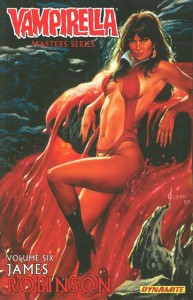 VAMPIRELLA MASTERS SERIES TP VOL 06 JAMES ROBINSON 2