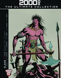 2000 AD GN COLL VOL 70 SLAINE BOOK OF SCARS HC