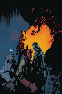 BPRD DEVIL YOU KNOW #11 CVR A MIGNOLA