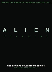 ALIEN COVENANT MAGAZINE NEWSTAND COLLECTORS ED