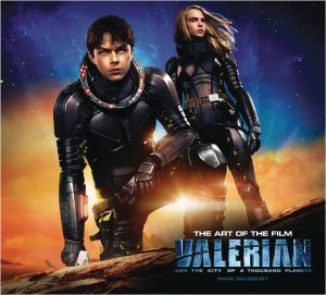 ART OF VALERIAN CITY OF A THOUSAND PLANETS HC