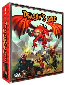 DRAGONS GOLD CARD GAME