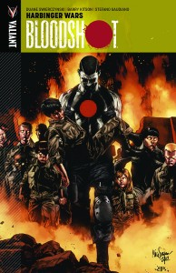 BLOODSHOT (VU) TP VOL 03 HARBINGER WARS