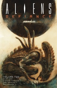 ALIENS DEFIANCE TP VOL 02