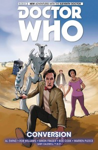 DOCTOR WHO 11TH TP VOL 03 CONVERSION
