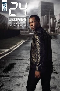 24 LEGACY RULES OF ENGAGEMENT #5 (OF 5) CVR B PHOTO