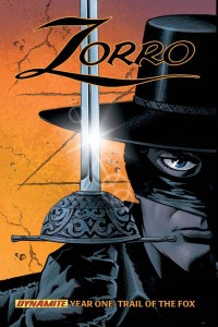 ZORRO YEAR ONE HC VOL 01 TRAIL O/T FOX PX WAGNER CVR